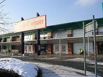 Carpetright - Carpetright, Leeds (2009)
