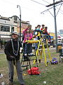 CarrolltonBlueRoof19Feb06Ladders.jpg