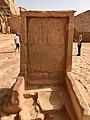 Carved Stone, The Great Temple of Ramses II, Abu Simbel, AG, EGY (48017211962).jpg