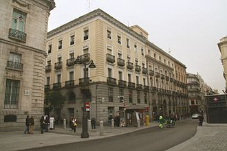 Convento de San Felipe el Real - Now in its site is Casa Cordero, that is the first apartment building built in the city.