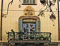 Casa Joan Barata, c. Sant Pere, balcó.jpg