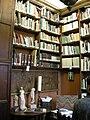 Casa siviero, studio-biblioteca 01.JPG