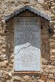 Castell de Xàtiva Placa amb els noms dels presoners.jpg