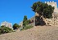 Castillo de Castellar. Muralla sur.jpg