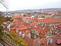 Castle District as seen from Prague Castle 3.JPG