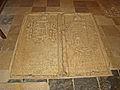 Castrillo de Duero iglesia Asuncion lapidas funerarias 1711 ni.jpg