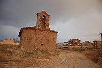 Castrillo de Villavega - Hermitage of Saint Sebastian 001.jpg