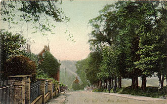 East Barnet - Cat Hill