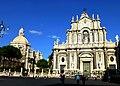 Catania - Chiesa della Badia di Sant'Agata - Cattedrale metropolitana di Sant'Agata - panoramio (1).jpg