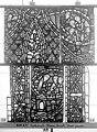 Cathédrale - Vitrail, déambulatoire, baie 57, Histoire de Joseph, douzième panneau en haut - Rouen - Médiathèque de l'architecture et du patrimoine - APMH00032021.jpg