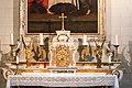 Cathédrale Notre-Dame et Saint Castor de Nîmes-Garniture d'autel-20150608.jpg