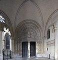 Cathédrale de Bourges Portail Roman.jpg