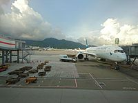 Cathay Pacific, Airbus A350-941, B-LRA.jpg