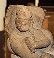 Caturvyuha, Balarama under his snake hood holding a cup.jpg