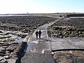 Causeway from St Mary's Island - geograph.org.uk - 1736574.jpg