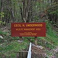 Cecil H Underwood WMA - Sign-square.jpg