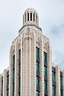 list of art deco architecture wikipedia