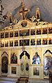 Cerkiew Wołoska w Cetinje - ikonostas.jpg