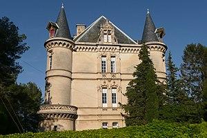 Charleval, Bouches-du-Rhône - Chateau