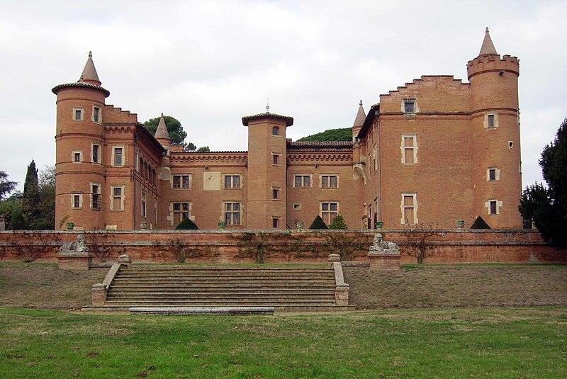 Archivo:Château de Pibrac.jpg