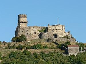 Château de Tournoël - Château de Tournoël