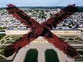 Château de Versailles barré d'une croix rouge.jpg