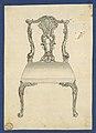 Chair, in Chippendale Drawings, Vol. I MET DP104147.jpg