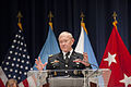 Chairman of the Joint Chiefs of Staff U.S. Army Gen. Martin E. Dempsey addresses graduates of the National Defense University at Fort McNair, Washington, D.C., June 13, 2013 130613-A-HU462-092.jpg