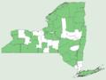 Chamerion angustifolium ssp circumvagum NY-dist-map.png