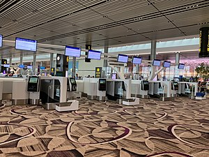 Singapore Changi Airport – Travel guide at Wikivoyage