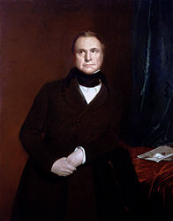Samuel Laurence: Charles Babbage