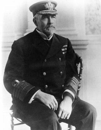 Charles Frederick Hotham - Sir Charles Hotham c.1890