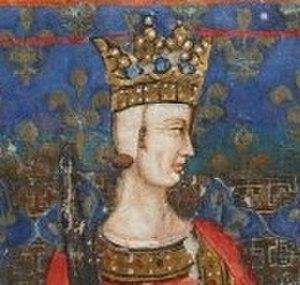 Jean Cholet - Charles I of Sicily
