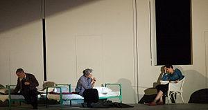 Luc Bondy - Charlotte Salomon at the Salzburg Festival 2014