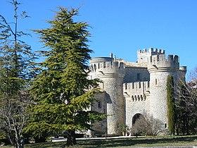 Le château de Murs