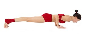 chaturanga dandasana  wikipedia