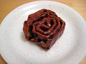 Chelsea bun - Image: Chelsea bun