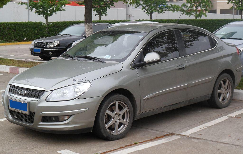 Como Comprar Chery A3 - Fotos de coches - Zcoches