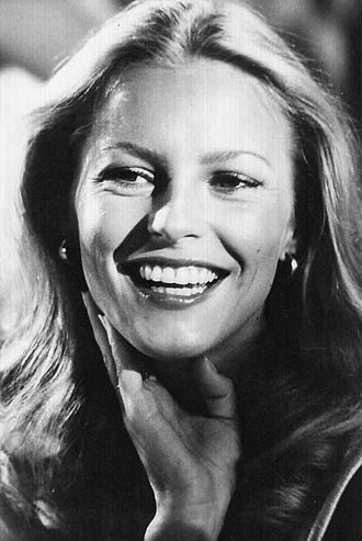 Cheryl Ladd - Ladd in 1977