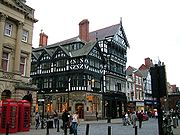 Chester - Shops in city centre - 2005-10-09