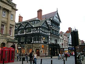 Chester (Royaume-Uni)
