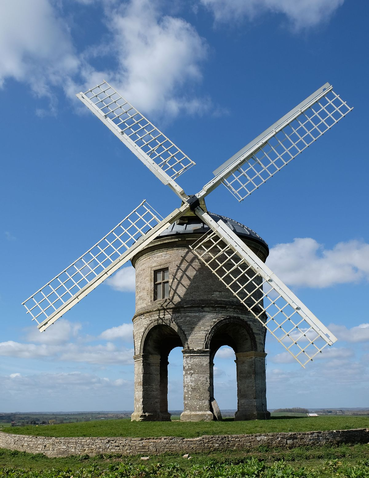 chesterton windmill wikipedia
