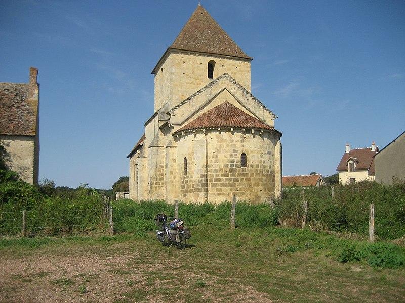 Chevenon, (Nièvre), La chapelle de Saint Etienne de Jaugenay