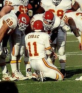Elvis Grbac American football quarterback