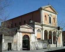 Chiesa di S. Marcellino e Pietro ad Duas Lauros