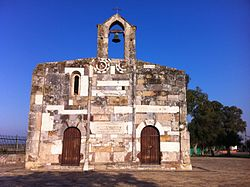 Medieval church of San Platano