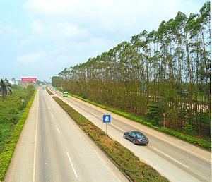 Tour of Hainan - Roads on Hainan