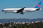 China Southern Airlines Boeing 777-F1B (B-2073) at LAX (22517412797).jpg