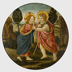 Christ Child with the Infant St. John the Baptist