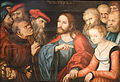 Christ and the adulteress - Lucas Cranach the Elder.jpg